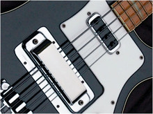 The Control Centre Rickenbacker 4001
