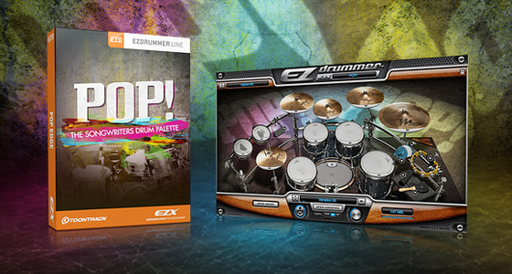 Toontrack Pop! EZX