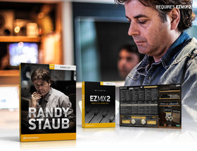 Toontrack Randy Staub EZmix Pack