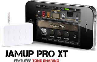 Positive Grid JamUp Pro XT