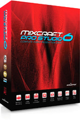 Acoustic Mixcraft Pro Studio 6