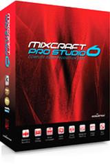 Acoustic Mixcraft Pro Studio 6