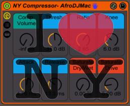 AfroDJMac New York Style Compressor
