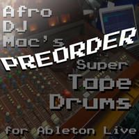 AfroDJMac Super Tape Drums Pre-Order