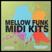 Equinox Sounds Mellow Funk MIDI Kits