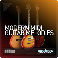 Equinox Sounds Modern MIDI Guitar Melodies