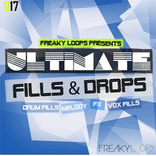 Freaky Loops Ultimate Fills &amp; Drops