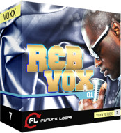 Future Loops R&B Vox