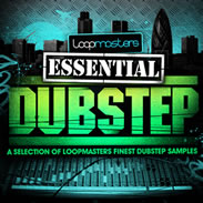 Loopmasters Essential Dubstep