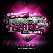 Loopmasters Punchy Techno Vol 2