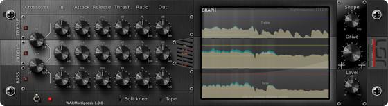 LSR Audio WARMultipress