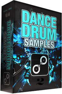 Original Music Dance Drums Samples 2