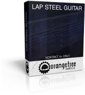 Orange Tree Samples Lap Steel Guitar