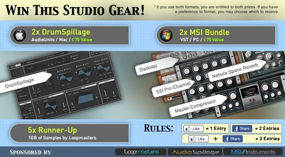 Plugin Boutique Contest