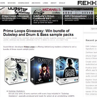 Prime Loops Giveaway at rekkerd