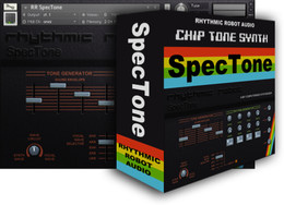 Rhythmic Robot SpecTone