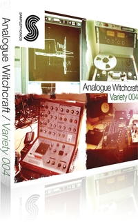Samplephonics Analogue Witchcraft