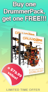 Sonoma Wire Works DrummerPacks Sale