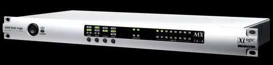 SSL Alpha-Link MX 16-4