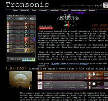 Tronsonic Azimuth Generator