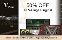 V-Plugs Sale