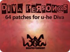 3ee Sound Design Diva Personas