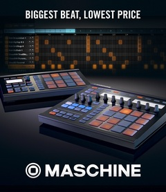 MASCHINE special sale at Native Instruments