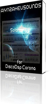 Aiyn Zahev Sounds Solarscape for Corona