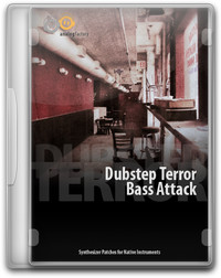 Analogfactory Dubstep Terror Bass Attack