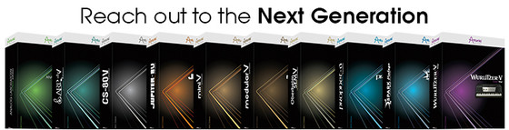 Arturia Next Generation instruments