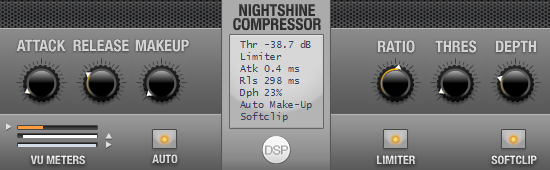 discoDSP NightShine