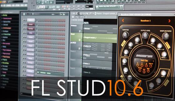 Image-Line FL Studio 10.6
