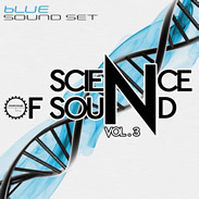 ISR Science of Sound Vol 3 BLUE soundset