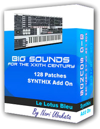 Le Lotus Bleu Big Sounds for the XXIth Century