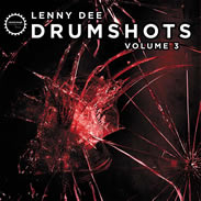 Lenny Dee Drum Shots Vol 3