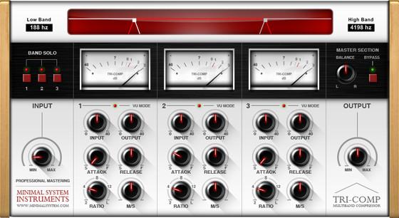 Minimal System Instruments Tri-Comp