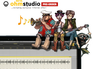 Ohm Studio Pre-Order