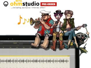 Ohm Studio Pre-Order