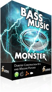P5Audio Bass Music Monster