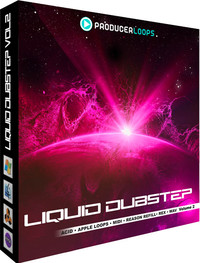 Producer Loops Liquid Dubstep Vol 2