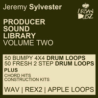 Producer Pack Jeremy Sylvester Producer Sound Library Vol 2
