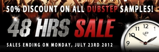 Prime Loops Dubstep Sale