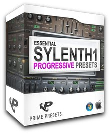Prime Loops Essential Progressive Presets for Sylenth1