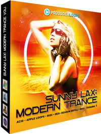 Producer Loops Sunny Lax Modern Trance Vol 1