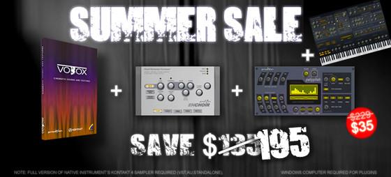 Prodyon Summer Sale