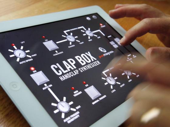 Puremagnetik Clap Box