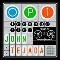 John Tedjada OP1 Teenage Riot