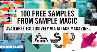 Sample Magic freebie at Attack Magazine