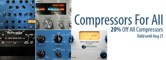 Softube compressors