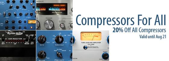 Softube compressors